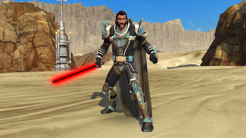 Recovered Hero   Armour screenshot by SWTOR.com from SWTOR.