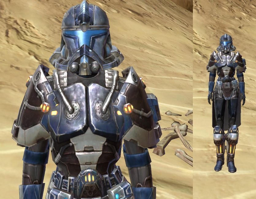 Republic Fifth Assault Battalion Armor