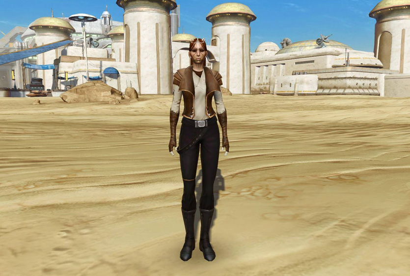 Atton Rand Armor Set   Armour screenshot by  from SWTOR.