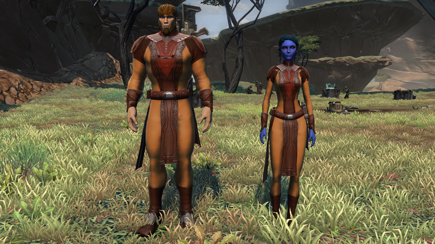 Bastila Shan   Armour screenshot by  from SWTOR.