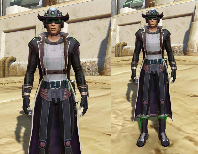 Dynamic Vandal Armor Set   Armour screenshot by  from SWTOR.