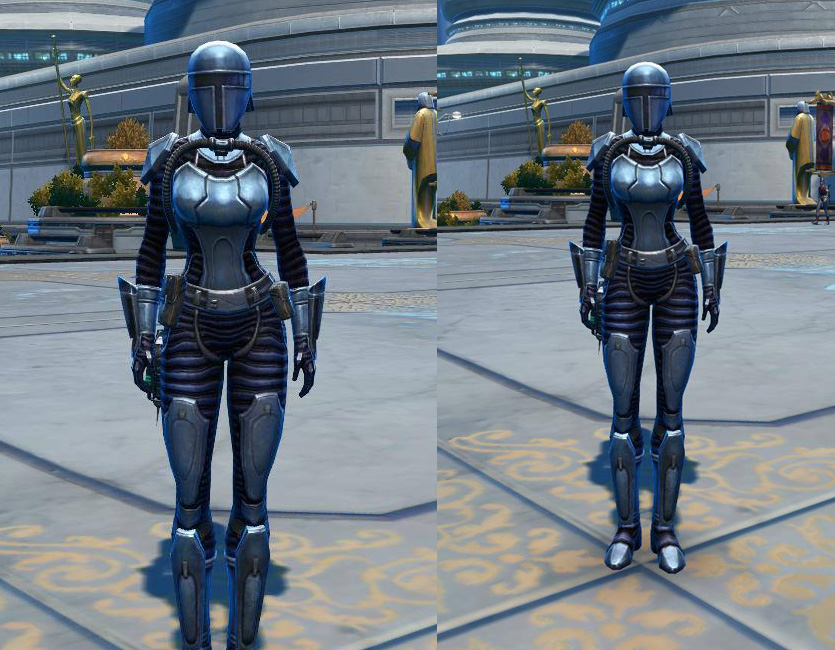 Mandalore the Preserver Armor Set   Armour screenshot by  from SWTOR.